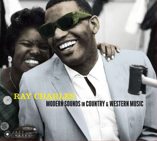 CD CHARLES, RAY - MODERN SOUNDS IN COUNTRY & WESTERN MUSIC VOL. I & II