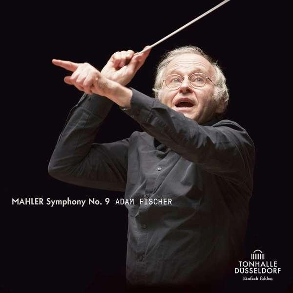CD FISCHER, ADAM - MAHLER: SYMPHONY NO.9