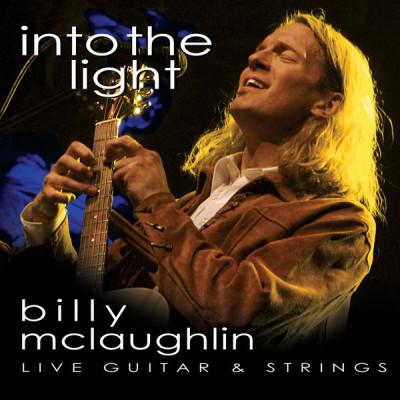 CD MCLAUGHLIN, BILLY - INTO THE LIGHT