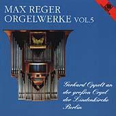 CD OPPELT, GERHARD - ORGELWERKE VOL.5
