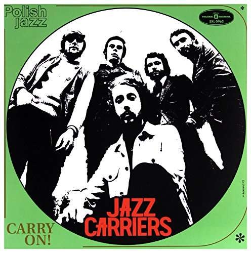 Vinyl JAZZ CARRIERS - CARRY ON ! (POLISH JAZZ)