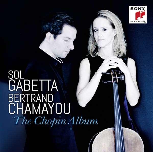 CD GABETTA, SOL - The Chopin Album
