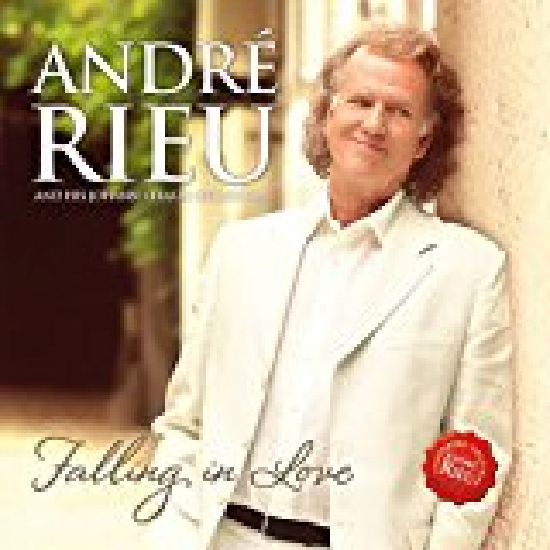 CD RIEU ANDRE - FALLING IN LOVE
