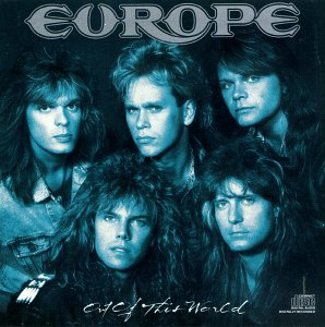 Europe - CD OUT OF THIS WORLD
