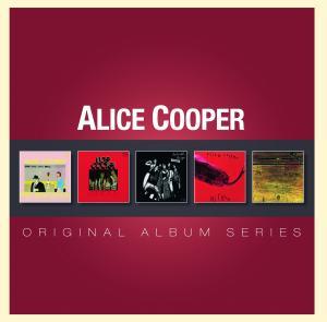 Alice Cooper - CD ORIGINAL ALBUM SERIES