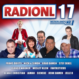 CD V/A - RADIO NL 17