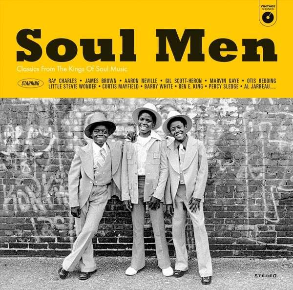 Vinyl V/A - SOUL MEN