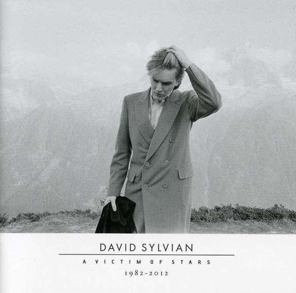 CD SYLVIAN DAVID - VICTIM OF STARS 8212/ST