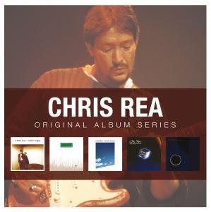 CD REA, CHRIS - ORIGINAL ALBUM SERIES