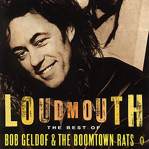 CD GELDOF BOB - LOUDMOUTH-THE BEST OF