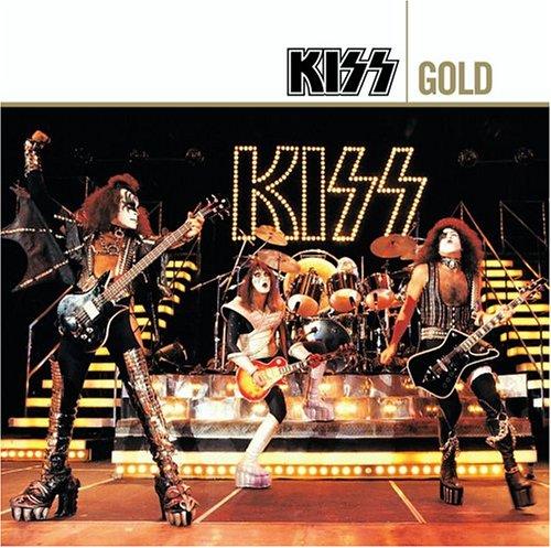 Kiss - CD GOLD