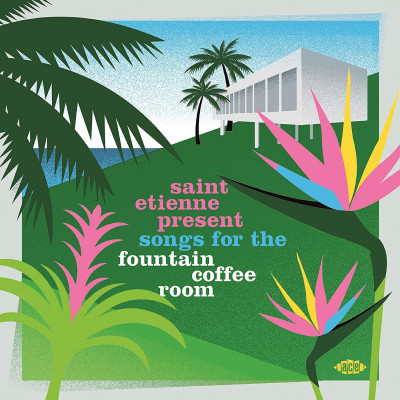 CD V/A - SONGS FOR THE FOUNTAIN COFFEE ROOM