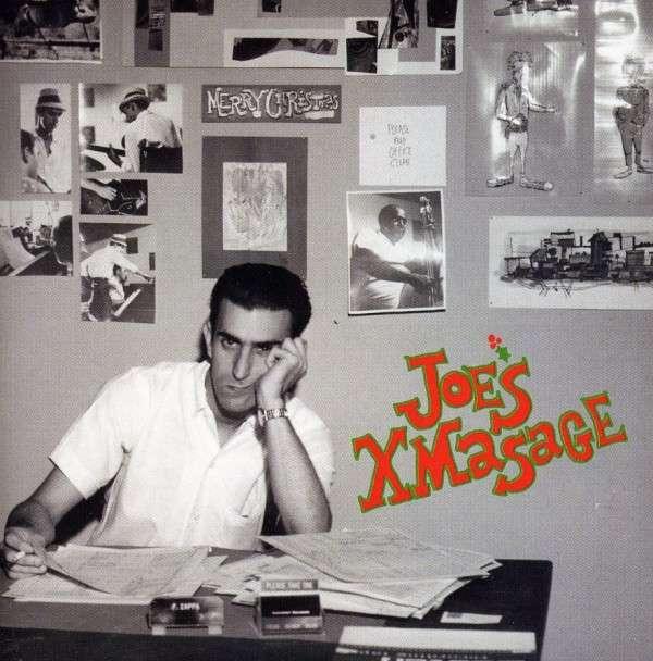 Frank Zappa - CD JOE'S XMASAGE