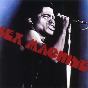 CD BROWN JAMES - SEX MACHINE