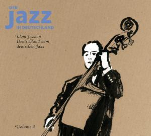 CD V/A - JAZZ IN DEUTSCHLAND -4-