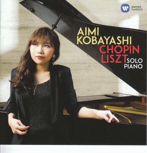 CD KOBAYASHI, AIMI - LISZT/CHOPIN RECITAL