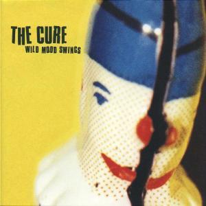 The Cure - CD WILD MOOD SWINGS