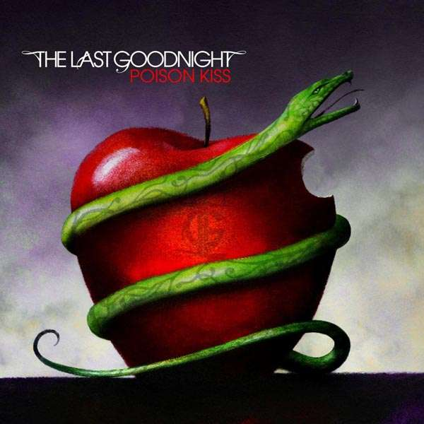 CD LAST GOODNIGHT - POISON KISS