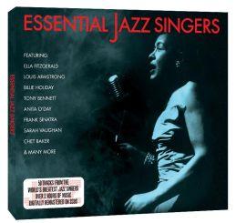 CD V/A - ESSENTIAL JAZZ SINGERS