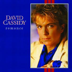 CD CASSIDY, DAVID - ROMANCE