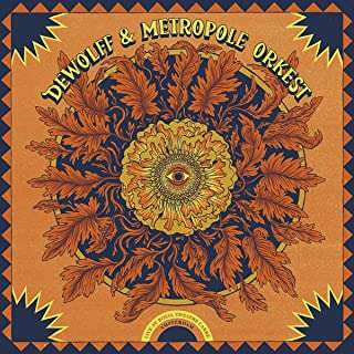 CD DEWOLFF & METROPOLE ORKES - LIVE AT ROYAL THEATRE CARRE, AMSTERDAM