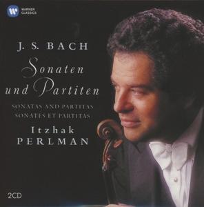 CD PERLMAN, ITZHAK - BACH: SONATAS & PARTITAS