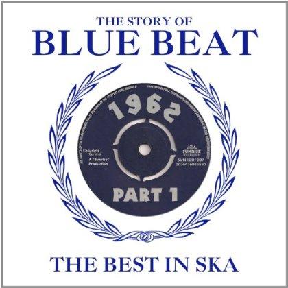 CD V/A - STORY OF BLUE BEAT 1962 VOL.1