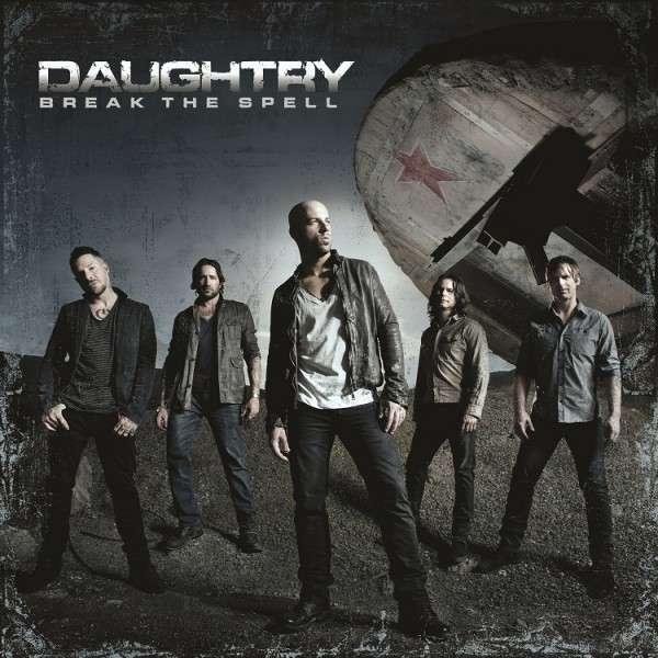 CD Daughtry - Break the Spell