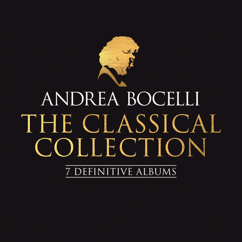 Andrea Bocelli - CD The Classical Collection