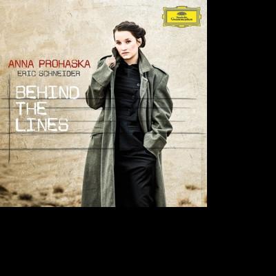CD PROHASKA ANNA - BEHIND THE LINES