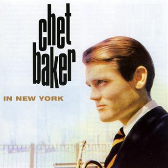 CD BAKER, CHET - IN NEW YORK