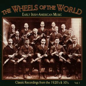 CD V/A - WHEELS OF THE WORLD 1