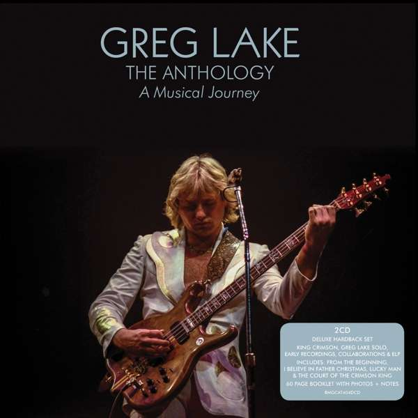 CD LAKE, GREG - THE ANTHOLOGY: A MUSICAL JOURNEY