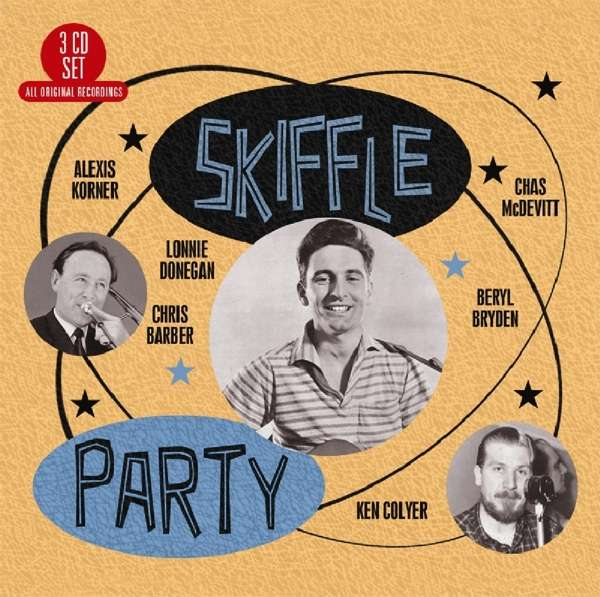 CD V/A - SKIFFLE PARTY