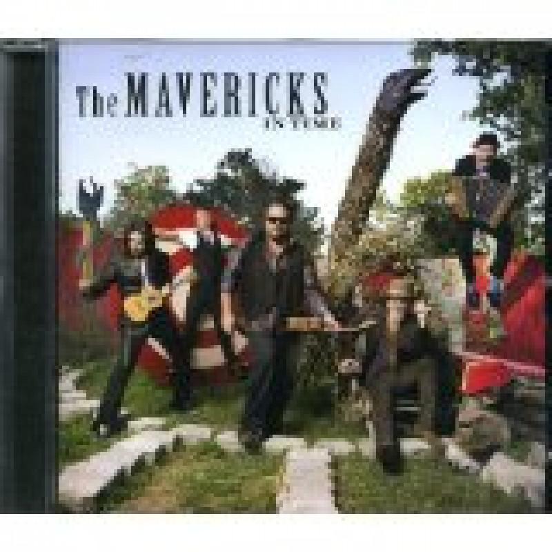 CD MAVERICKS THE - IN TIME