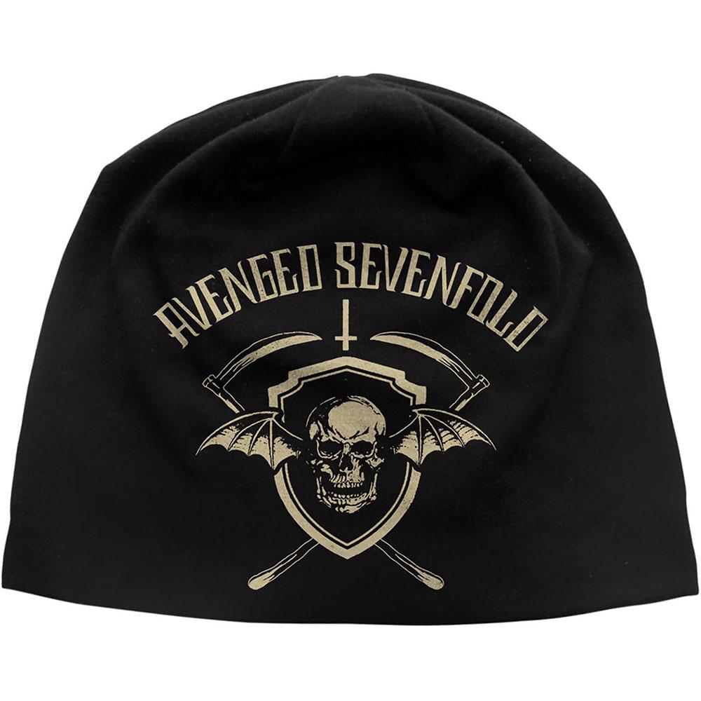 Avenged Sevenfold A7X - Čapica Shield