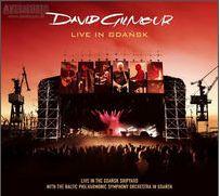 David Gilmour - CD LIVE IN GDANSK (2CD+2DVD)