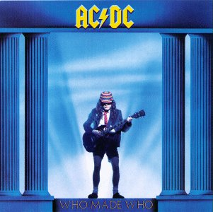 AC/DC - Vinyl Who Made Who
