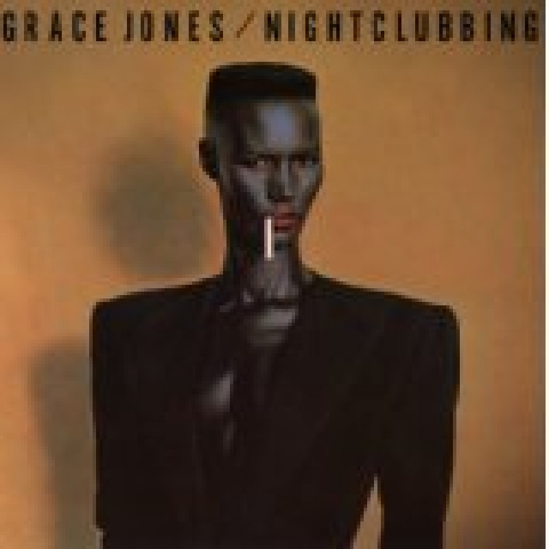 CD JONES GRACE - NIGHTCLUBBING