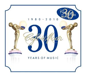 CD V/A - CAFE DEL MAR 30 YEARS OF MUSIC