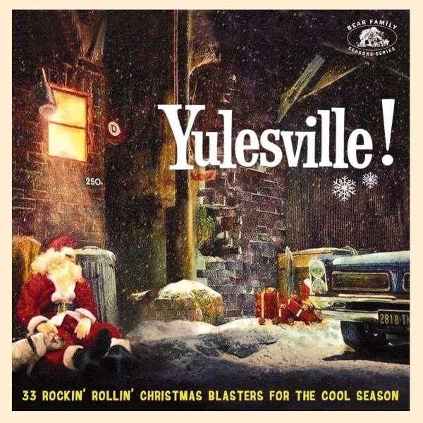 CD V/A - YULESVILLE!