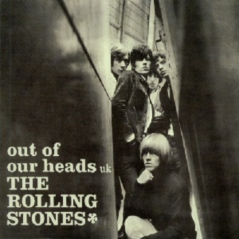 Rolling Stones - Vinyl OUT OF OUR HEADS