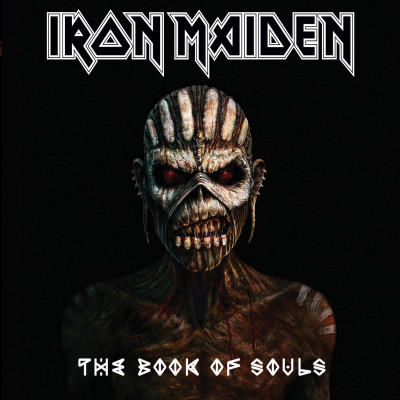 Iron Maiden - CD THE BOOK OF SOULS