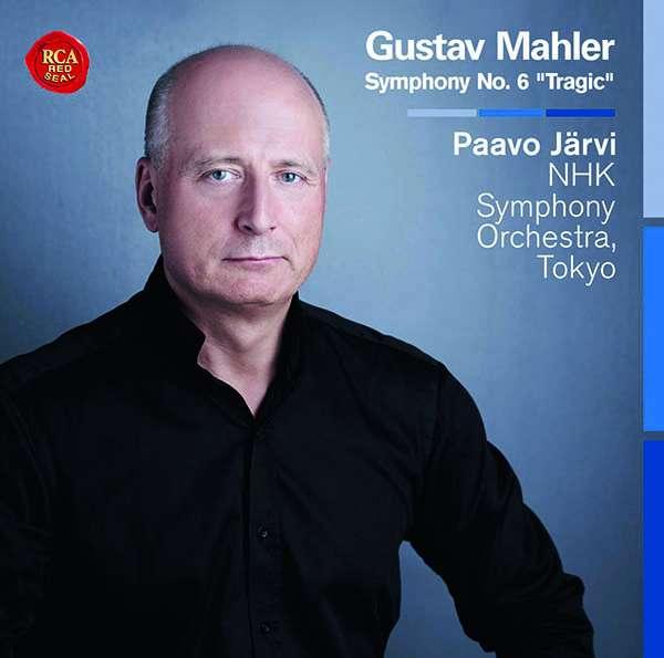 "CD JARVI, PAAVO & NHK SYMPHO - Mahler: Symphony No. 6 ""Tragic"