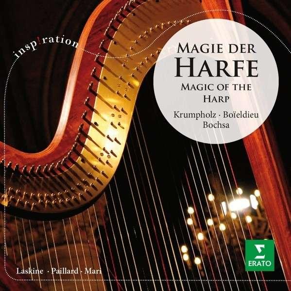 CD MAGIE DER HARFE/MAGIC OF THE HARP