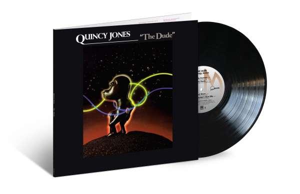 Vinyl JONES QUINCY - THE DUDE