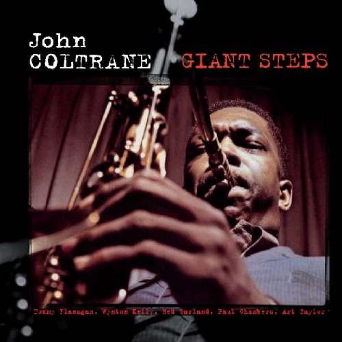 CD COLTRANE, JOHN - GIANT STEPS