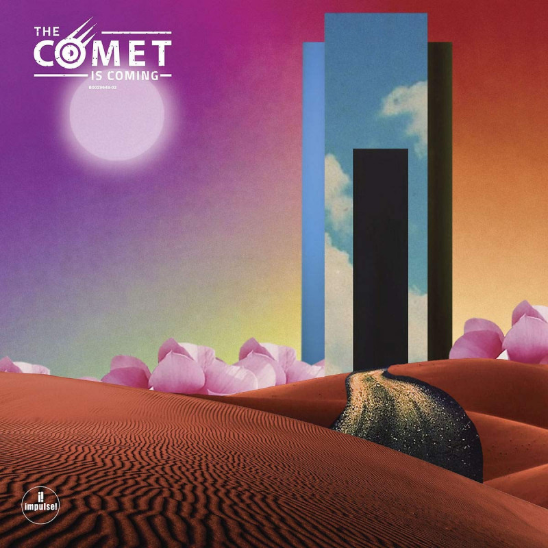 CD THE COMET IS COMING - TRUST IN THE LIFEFORCE OF