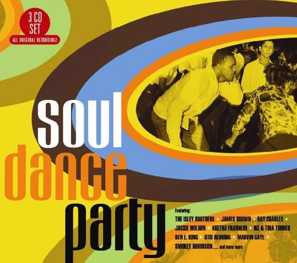 CD V/A - SOUL DANCE PARTY