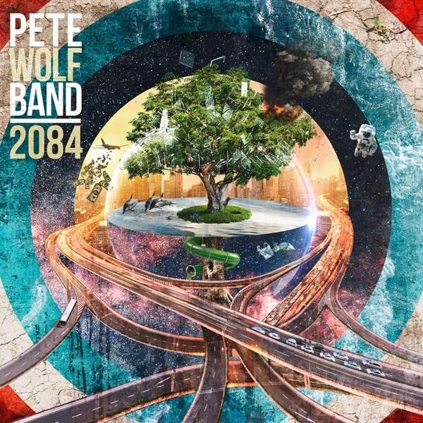 CD PETE WOLF -BAND- - 2084